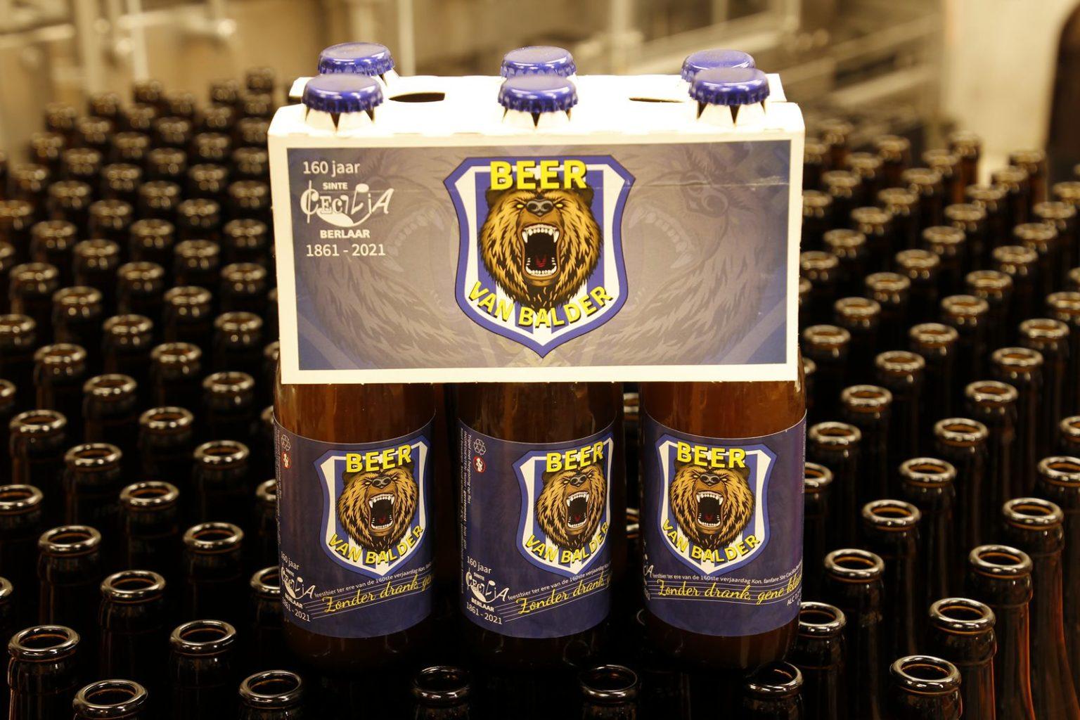 6-pack BEER van Balder