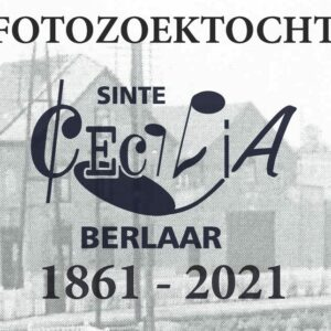 FOTOzoektocht 160 jaar fanfare @ Station Berlaar